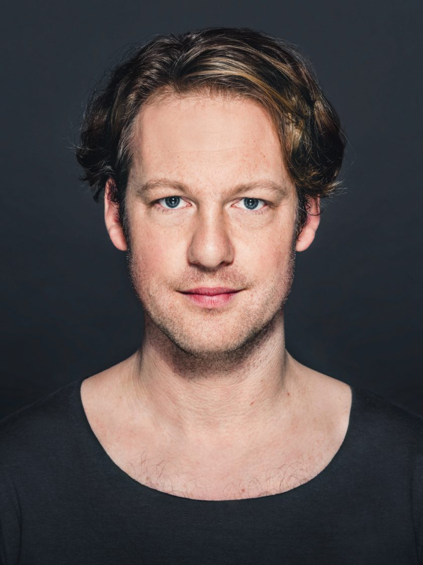 Portrait Ensemblemitglied Jan Brunhoeber