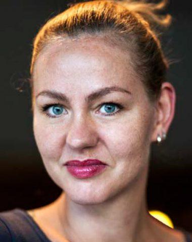 Portrait Bühnenbildnerin Julia Kurzweg