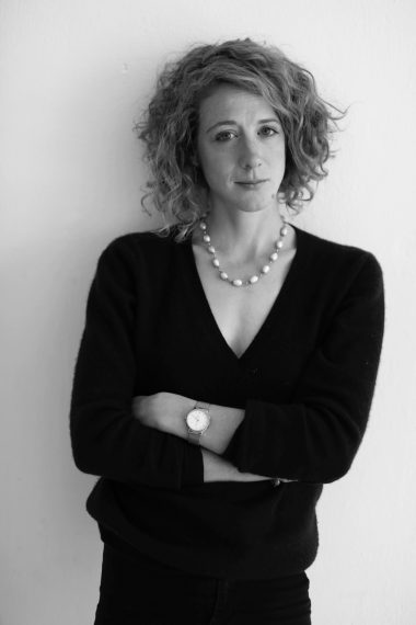 Portrait Regisseurin Lily Sykes