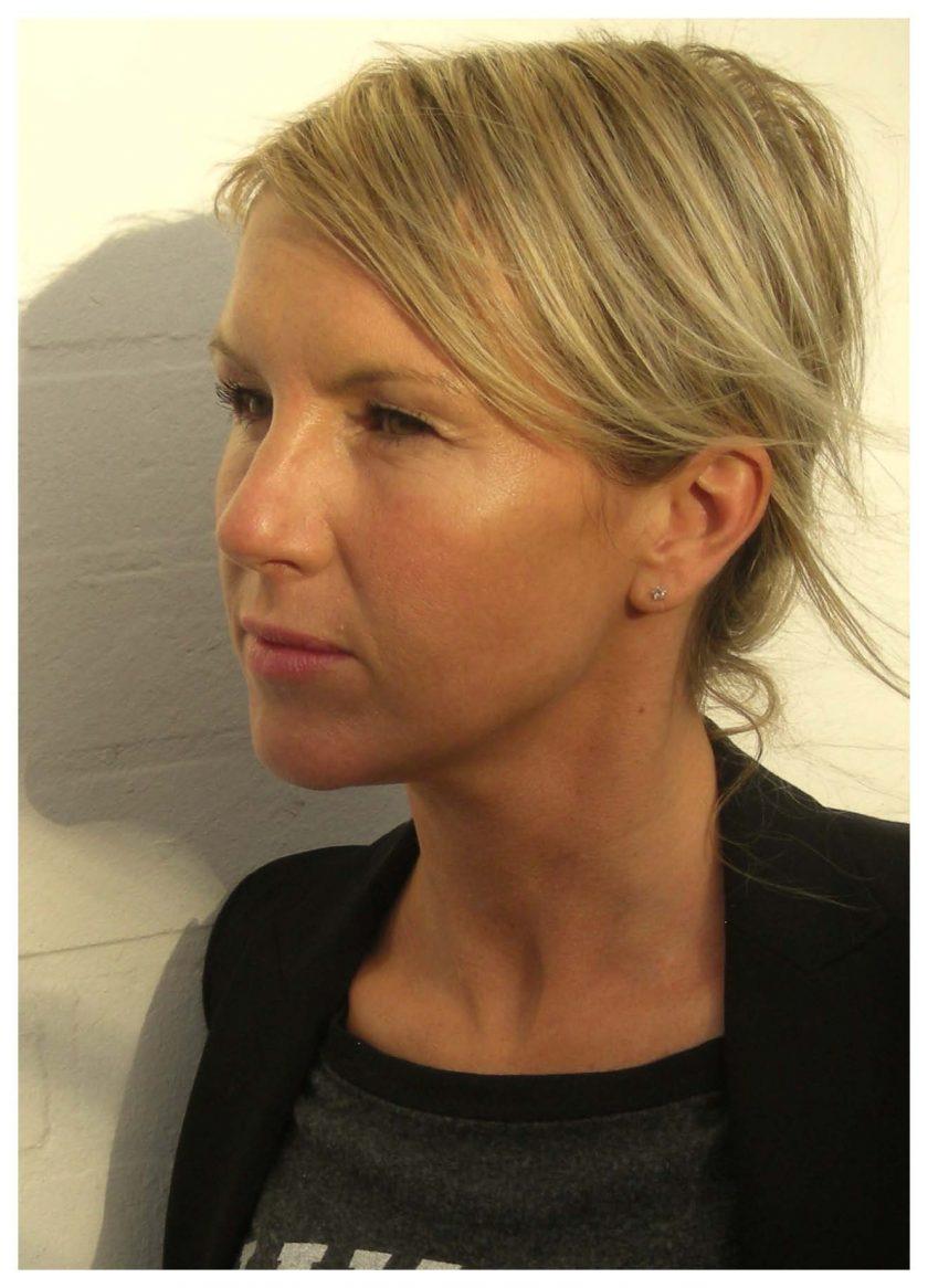 Portrait Bühnenbildnerin Christin Treunert