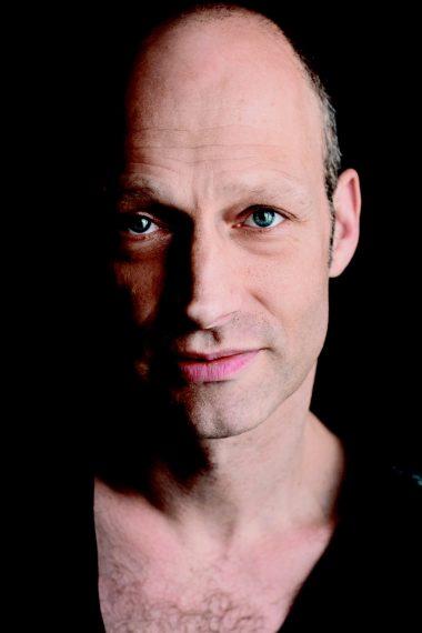 Portrait Schauspieler und Autor Joachim Meyerhoff