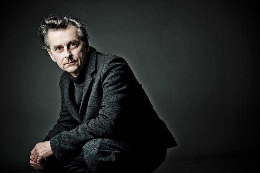 Portrait Schauspieler Johannes Silberschneider